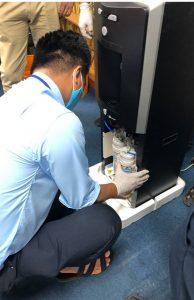 lắp đặt máy lọc nước