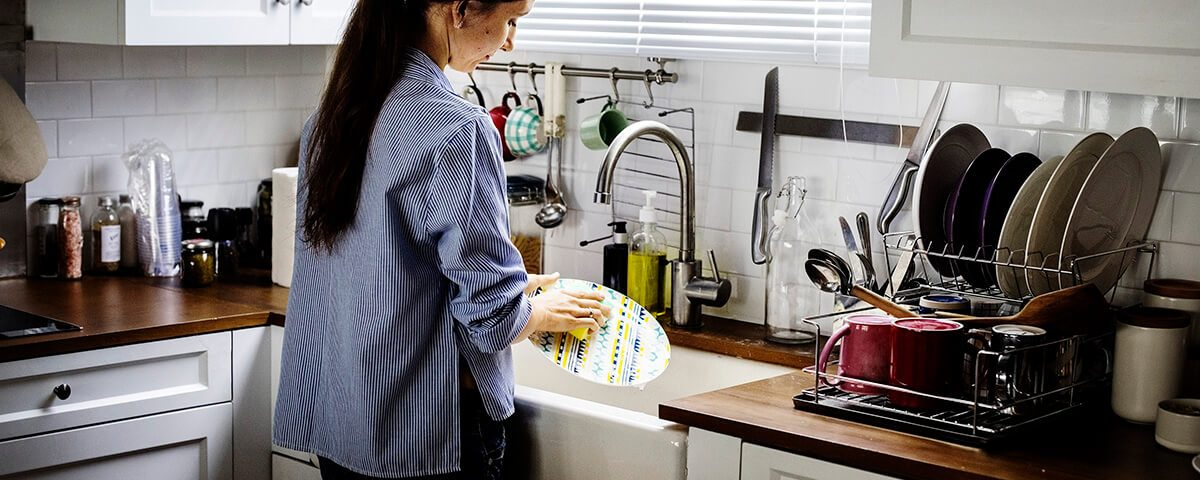 chất có hại trong nhà bếp